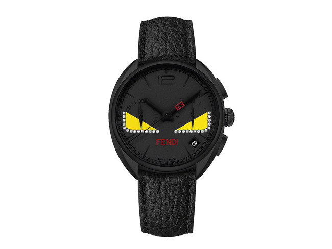 2 - Baselworld 2015: Fendi's New Angry-Eyed Watches
