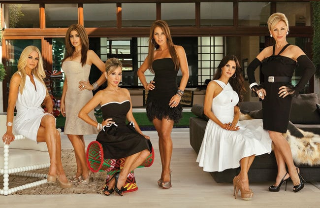 3 - Miami's Real Housewives, Uncut