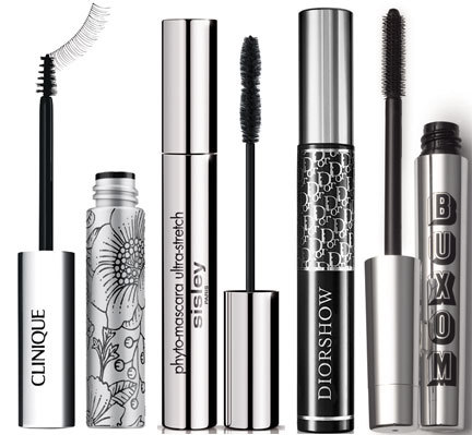 1 - Lashing Out: Mascara 4 Ways