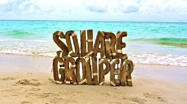 4 - Documentary Flick: Square Grouper
