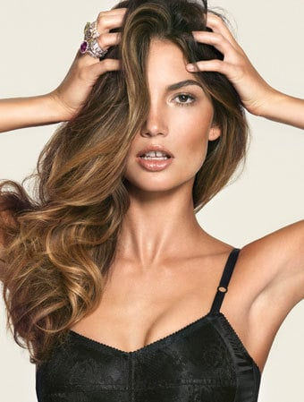 2 - Lily Aldridge Gets Her Wings