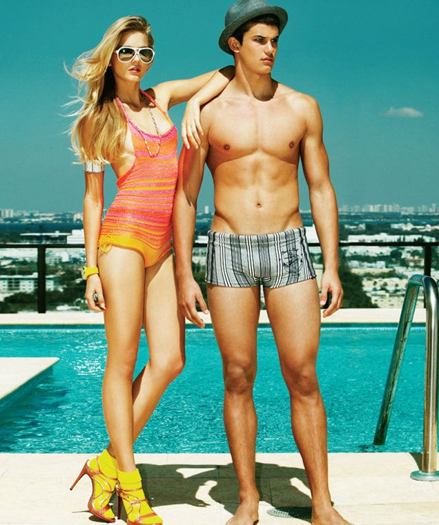 4 - Fashion: Poolside Threads