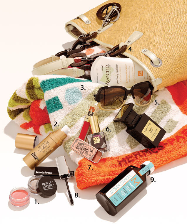 1 - Beach-Bag Essentials