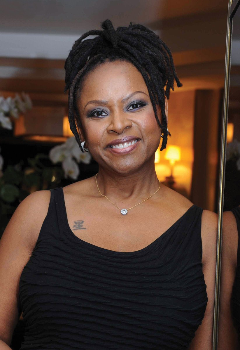 1 - Robin Quivers