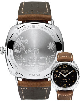 1 - Panerai Nods to South Florida