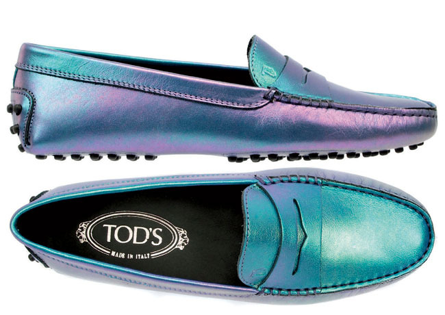 1 - Tod's Loafers in a New Light