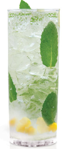 1 - Drink This: A Skinny Mojito