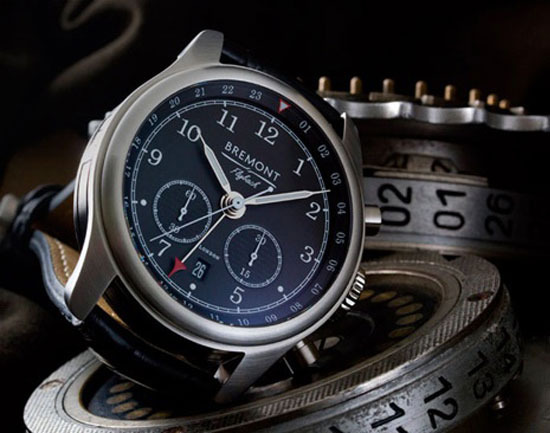 2 - Bremont's History-Inspired Watch