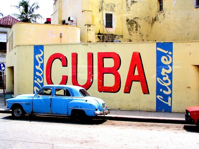 1 - We All Sound a Little Cuban, Even If We Do…