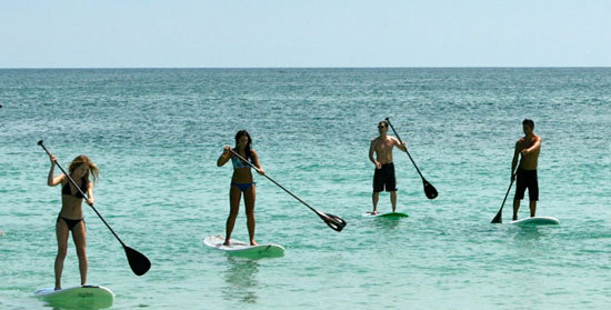 1 - This Weekend: Learn to Paddleboard