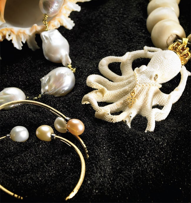 2 - Jewelry Finds: Gems of the Sea