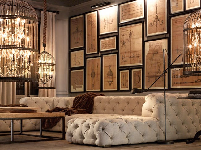 2 - Restoration Hardware's New Look