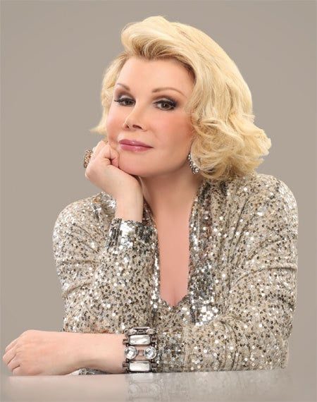 1 - Straight Talk with Joan Rivers