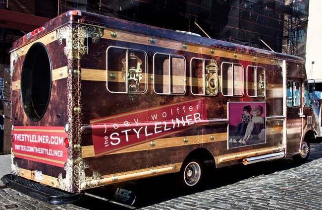 1 - Jump Aboard The Styleliner