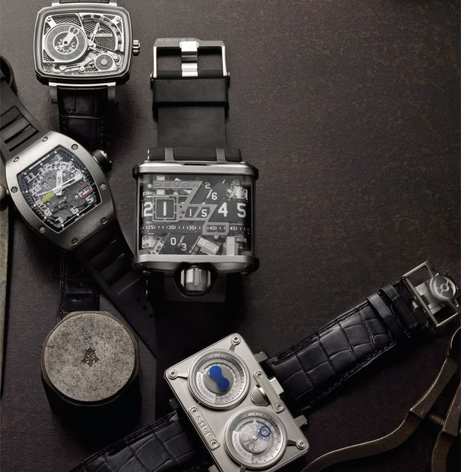 5 - Luxury Watches for Every Lifestyle
