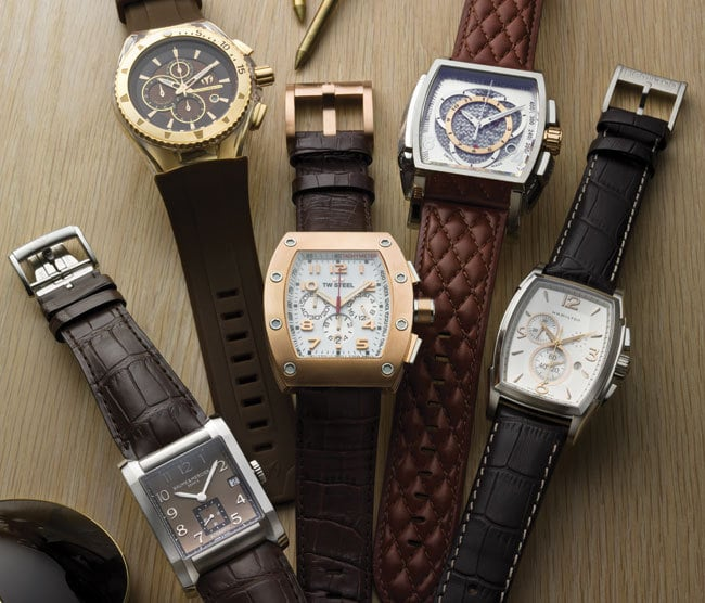 3 - Luxury Watches for Every Lifestyle