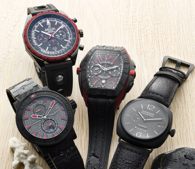 2 - Luxury Watches for Every Lifestyle