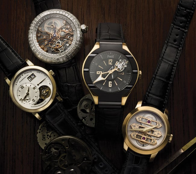 1 - Luxury Watches for Every Lifestyle