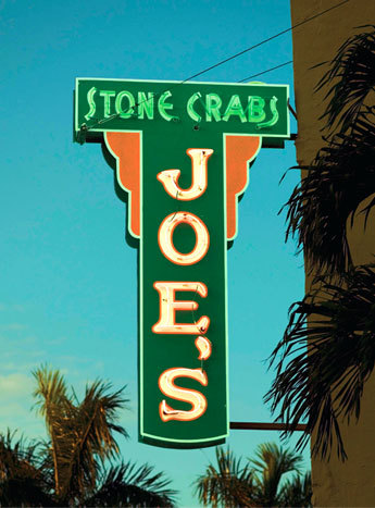 3 - 99 Years of Joe's Stone Crab