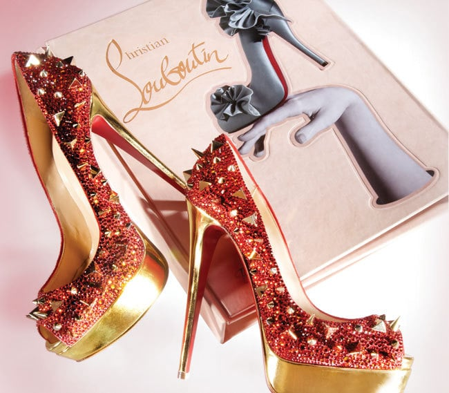 1 - Christian Louboutin Bares His Soles
