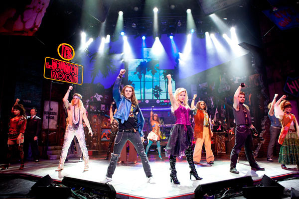 1 - Arsht Readies for 'Rock of Ages'