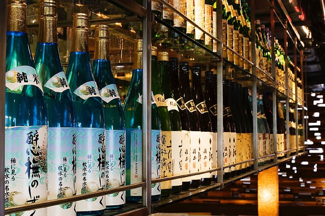 1 - Sip Seasonal Sake at Zuma