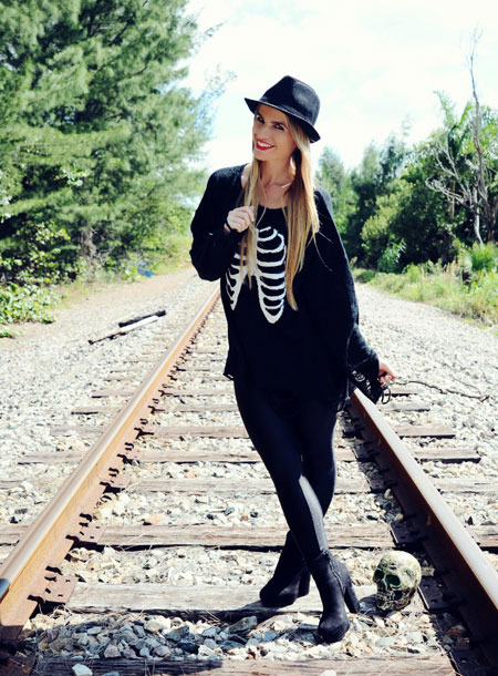 1 - Blogger Style: Lady in Black