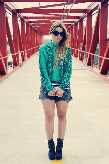 1 - Blogger Style: Animal Prints