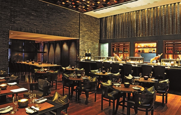 1 - First Look: The Setai Grill