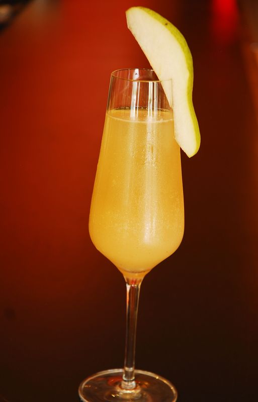 1 - New Champagne Cocktails at Meat Market