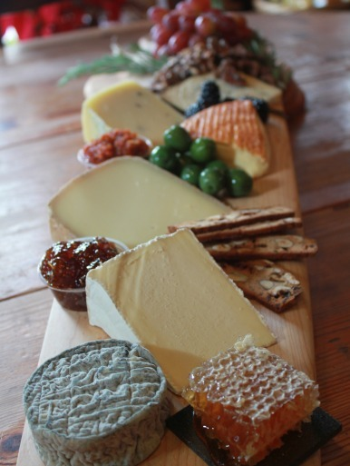 1 - The Ultimate Cheese Platter