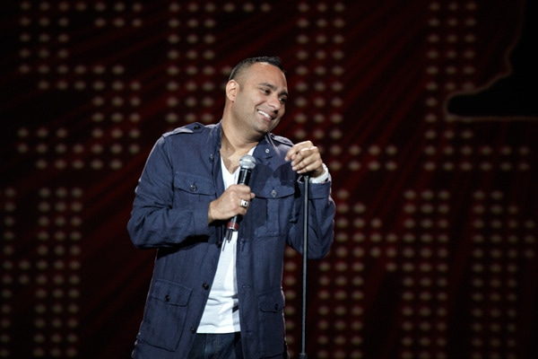 1 - Russell Peters Tells Us His Type