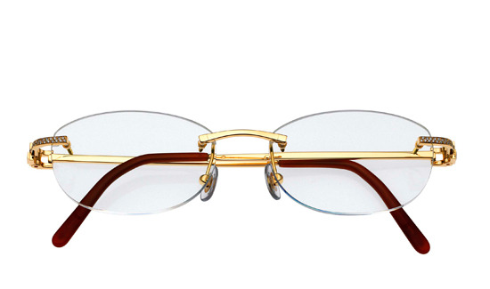 1 - Cartier Showcases Jeweled Eyewear at Edward Beiner