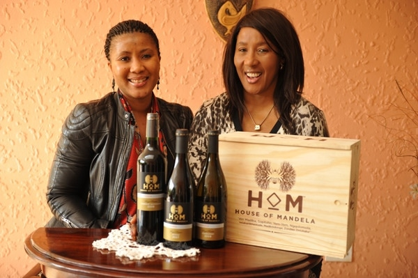 1 - Q&A: The Women Behind House of Mandela Wines
