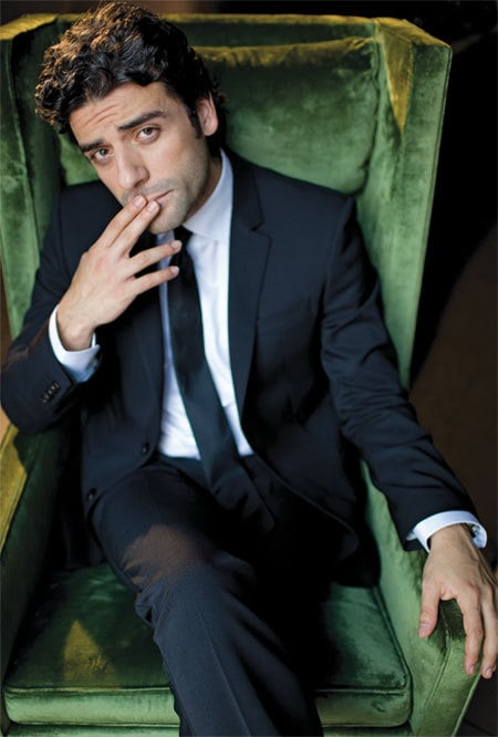 1 - Tapped by Madonna: Oscar Isaac