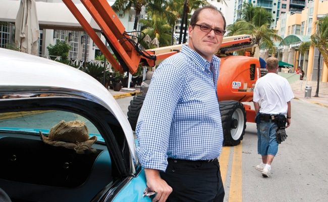 2 - Graham Winick Brings Hollywood to Miami