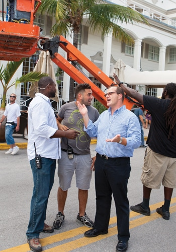 1 - Graham Winick Brings Hollywood to Miami