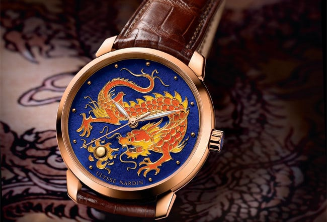 3 - Ulysse Nardin Revives a Lost Art