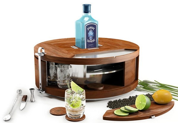 1 - Mixology Must-Have: The Ultimate Mini Bar