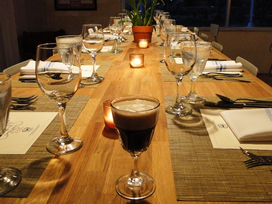 1 - Secret Dinner Series; Taste of Macchialina
