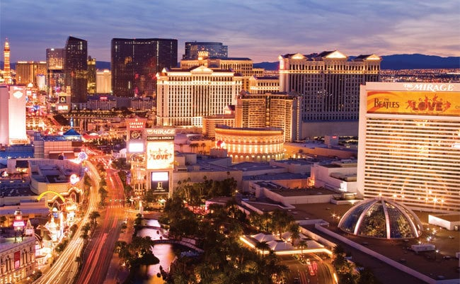 5 - The Perfect Long Weekend in Vegas