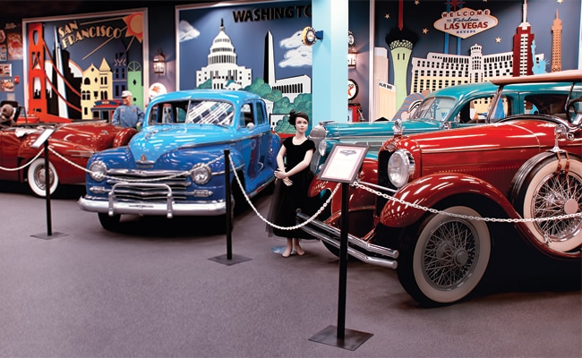 1 - The Dezer Collection Museum Motors in