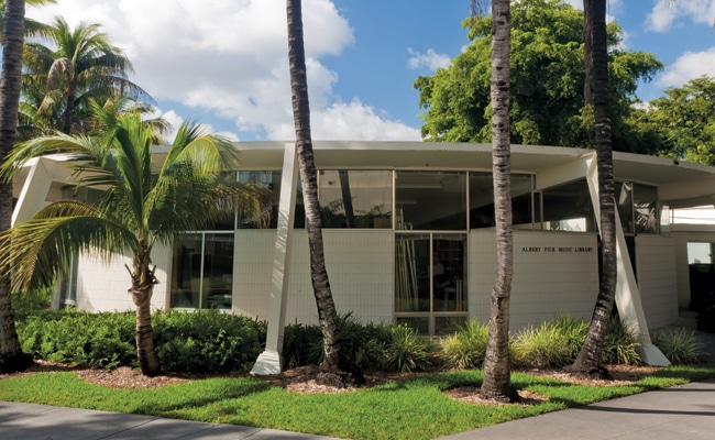 4 - Bauhaus Beauty at The University of Miami