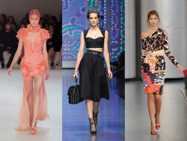 1 - 3 Spring Fashion Trends We Love