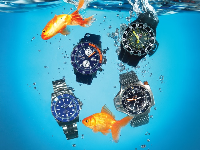 2 - Essential Diver and Pilot Watches