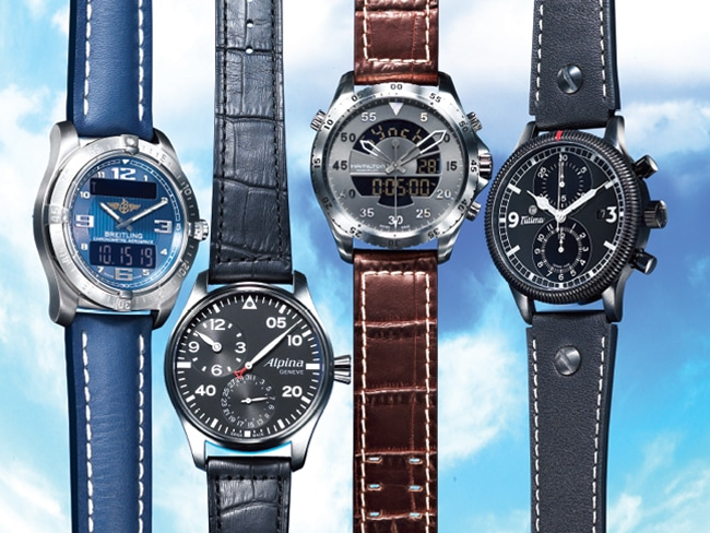 1 - Essential Diver and Pilot Watches