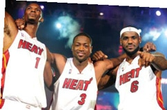 1 - Dwyane Wade on Miami's History-Making Heat Wave