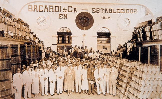 1 - The Bacardi Story: From Exile to Icon Status
