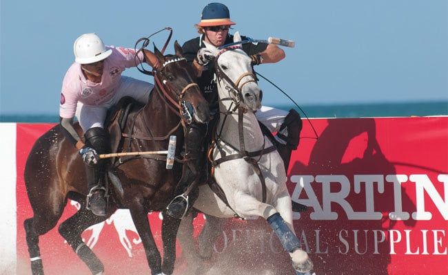 1 - Miami Beach Polo World Cup Stomps In