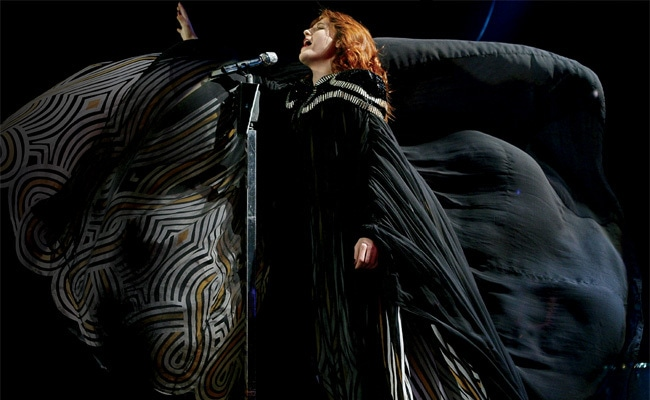 1 - Florence Welch Brings Her Machine to Miami
